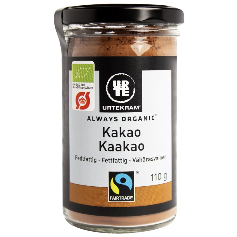 Luomu Kaakaojauhe 110g - 34% alennus
