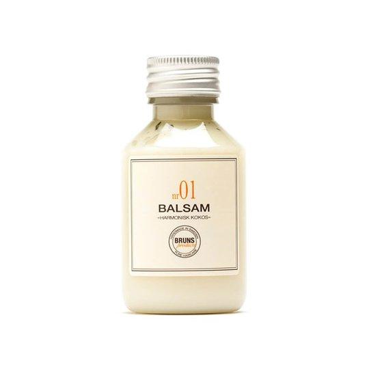 BRUNS Products Balsam nr 01 - Harmonisk Kokos