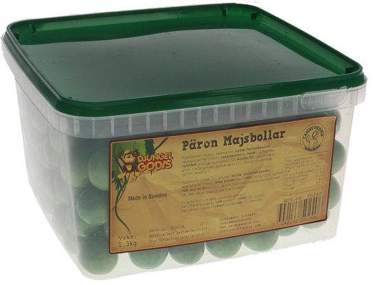 Majsbollar Päron - 45% rabatt