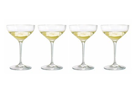 Dessert/Champagne skål 25 cl 4 pk