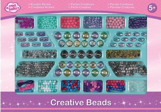 Crea Bella Creative Beads Med Polletter