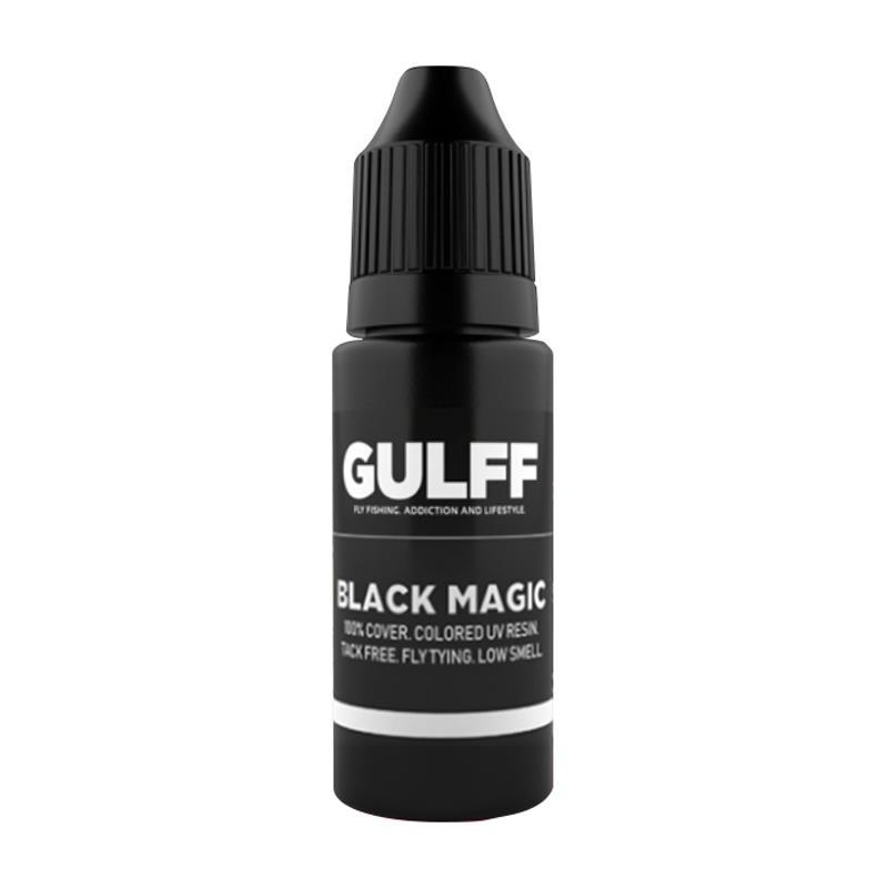 Gulff Realistic Color 15ml Black Magic