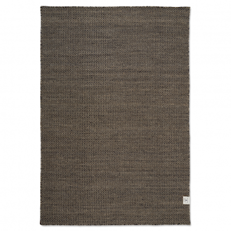 Herringbone Natur/Svart 170x230 cm
