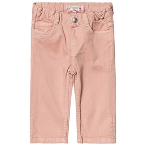 Bonpoint Pull Up Jeans Rosa 12 months