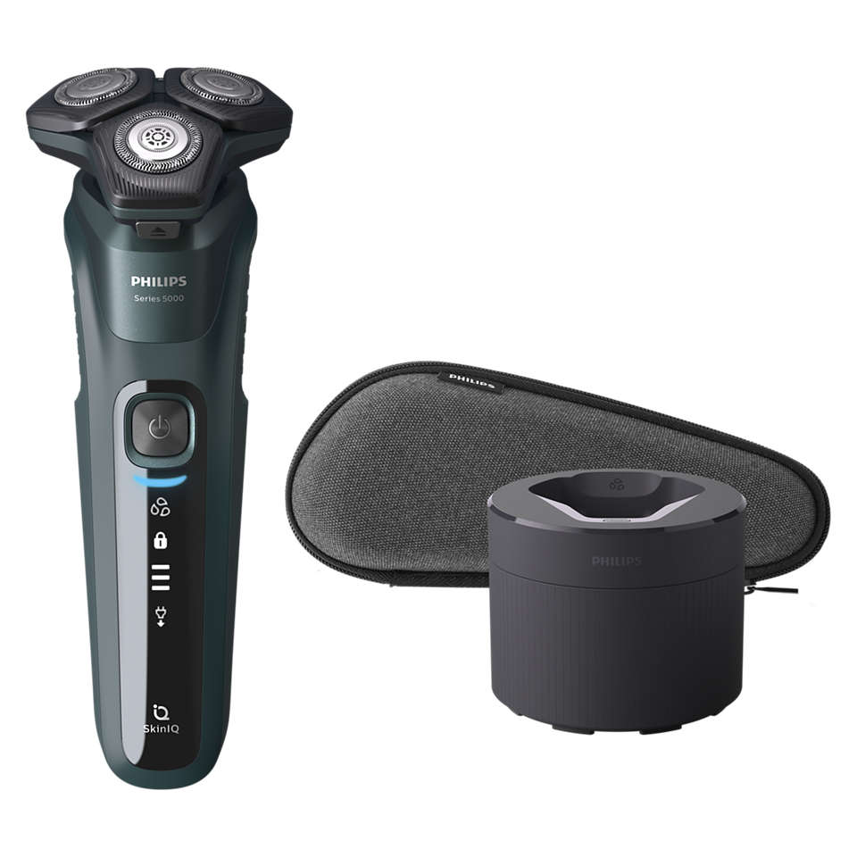 Philips - Electric Wet & Dry Shaver