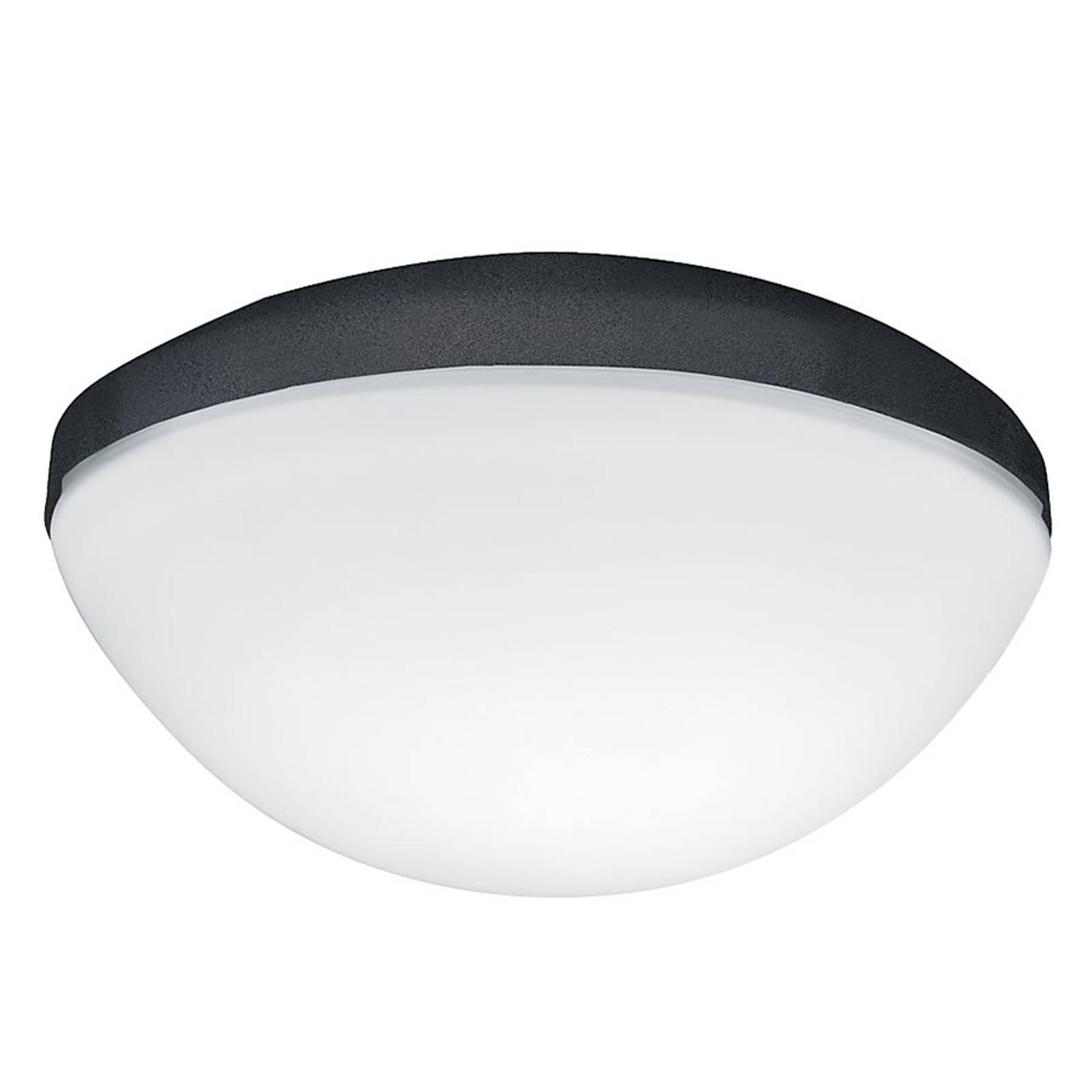 Hunter Contemporary -lamppu tuulettimeen, harmaa