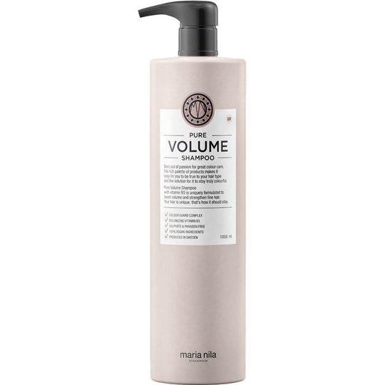 Maria Nila Pure Volume Shampoo, 1000 ml Maria Nila Shampoo