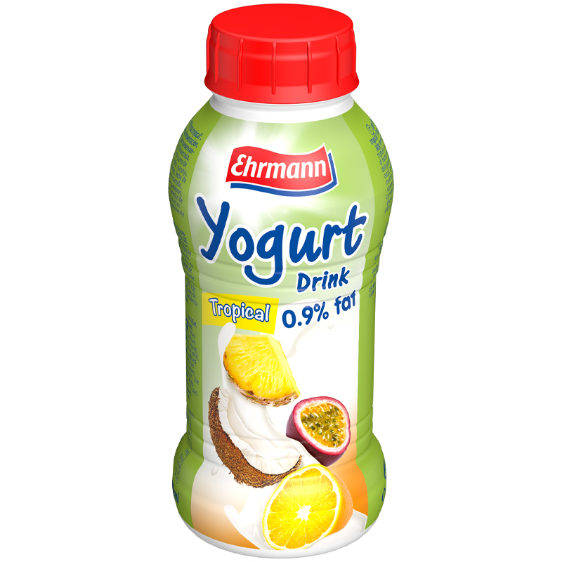 Yoghurtdryck Tropisk - 35% rabatt