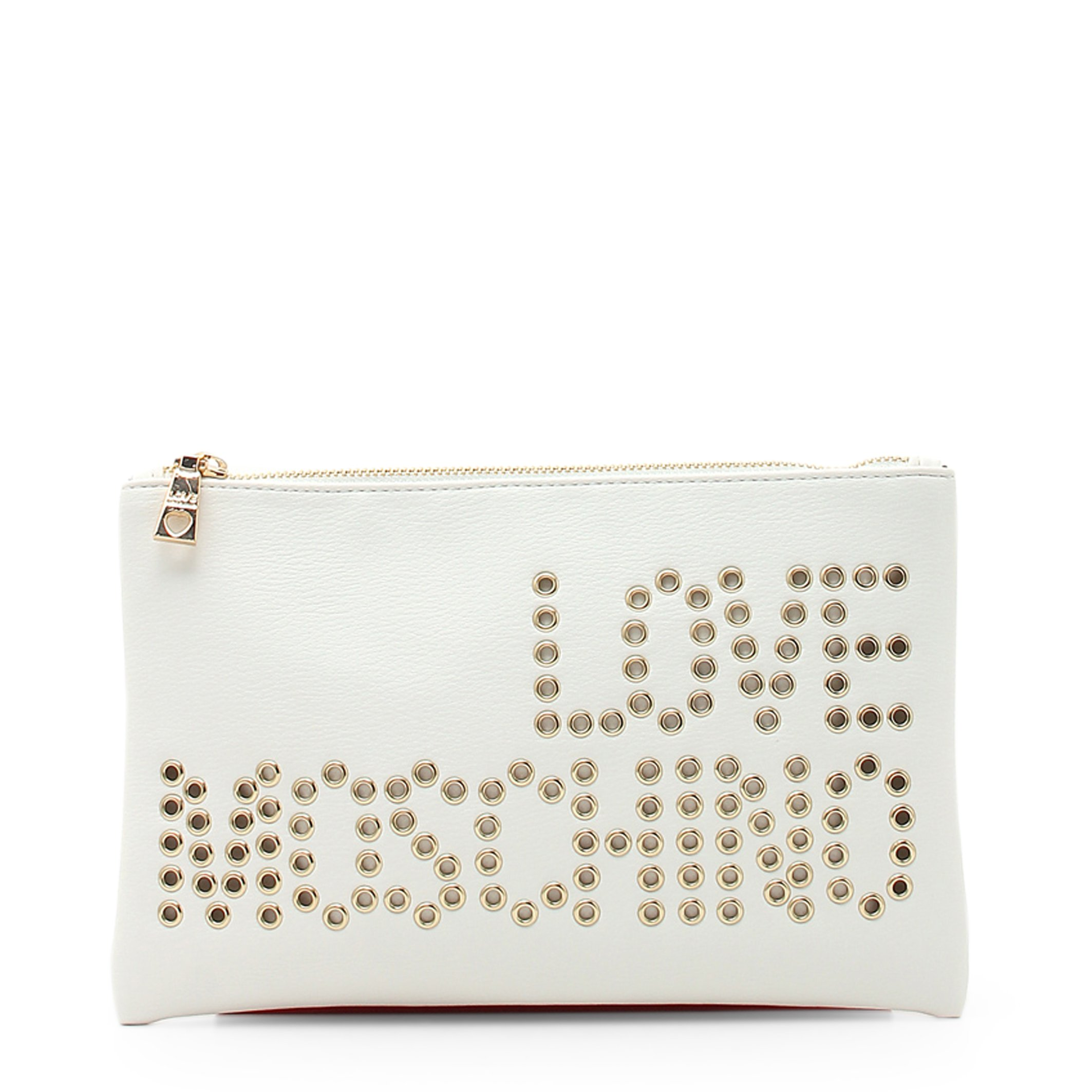 Love Moschino Women's Clutch Bag Various Colours JC4227PP0CKD0 - white NOSIZE