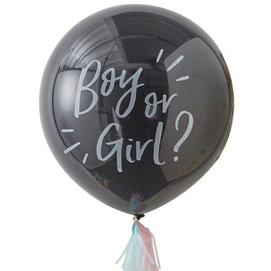 Ginger Ray Ballong, Gender Reveal