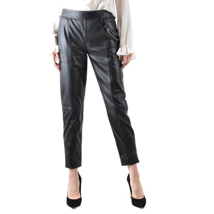 Boutique Moschino Women's Trouser Black 166670 - black 42