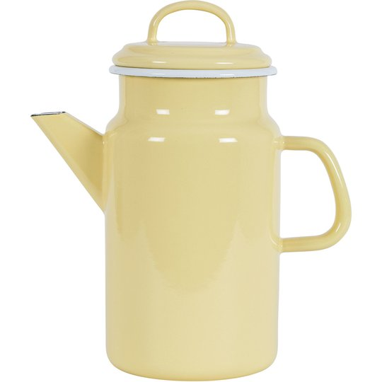 Kockums Jernverk Tekanna 2 liter, gul