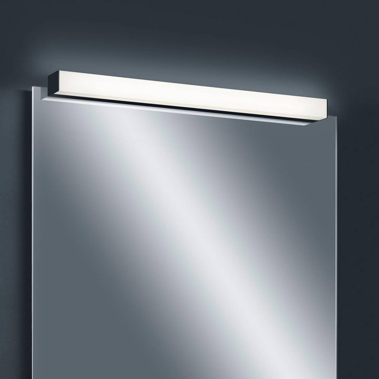 Helestra Lado LED-speillampe, svart, 120 cm