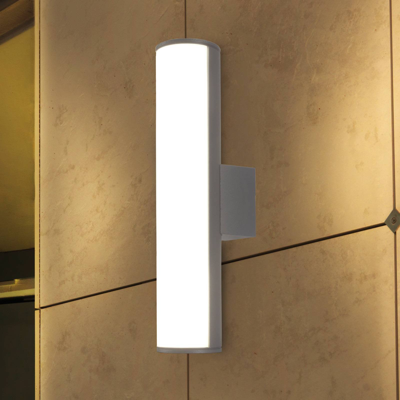 LEDS-C4 Monaco utendørs LED-vegglampe