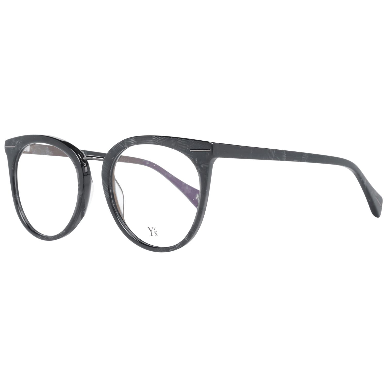 Yohji Yamamoto Men's Optical Frames Eyewear Grey YS1002 51024