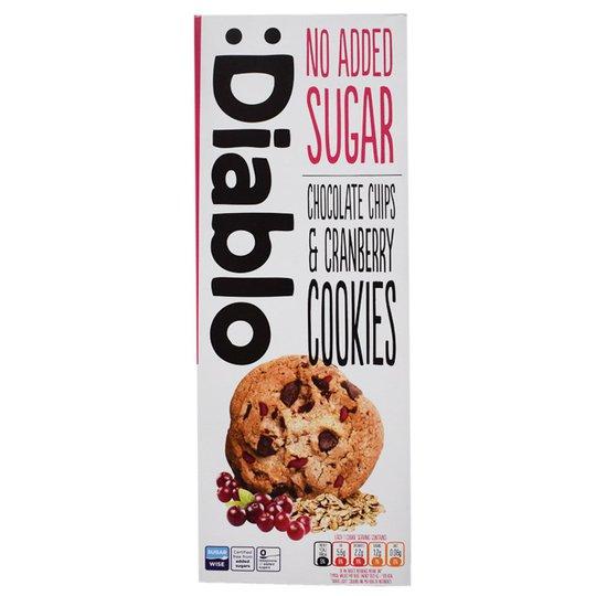 Kakor Chocolate Chip Tranbär sockerfria - 28% rabatt
