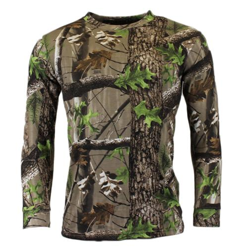 Game Camouflage Long Sleeve T-Shirt - TREK104 - L
