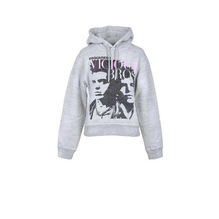 Dsquared - Dsquared Women Sweatshirts - grey XS