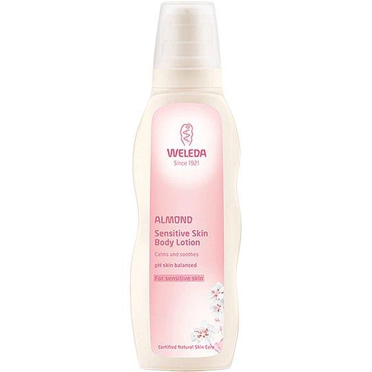 Weleda Almond Sensitive Skin Body Lotion, 200 ml Weleda Vartalovoiteet