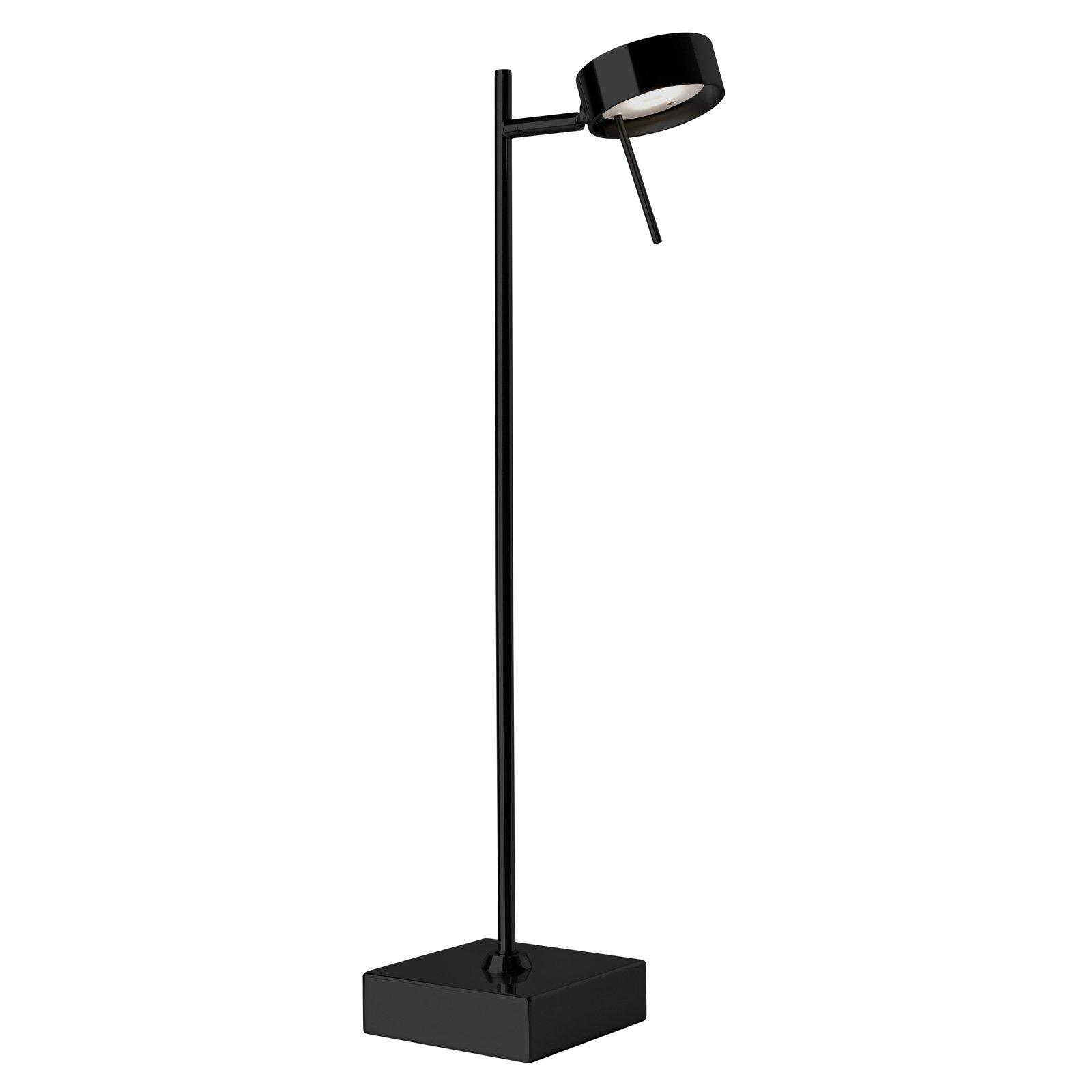 LED-bordlampe Bling, dimmer, 1 lyskilde, svart