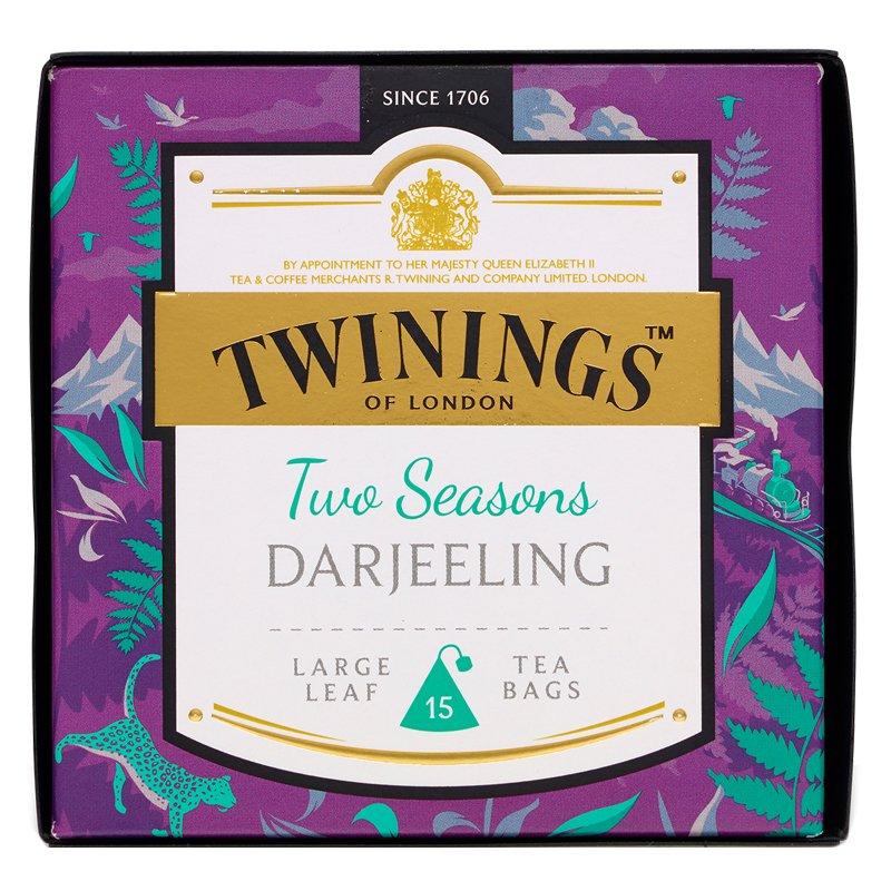 """Svart Te """"Two Seasons Darjeeling"""" 15-pack - 36% rabatt"""
