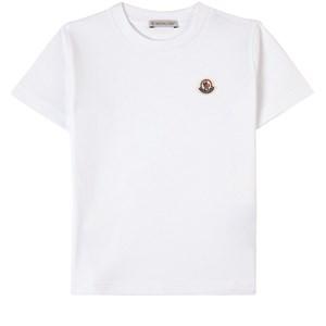 Moncler Logo T-shirt Vit 10 år