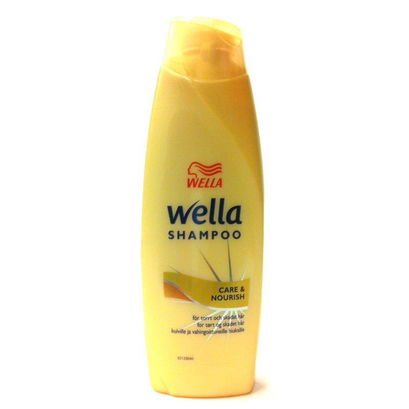 Wella Shampoo - 43% rabatt