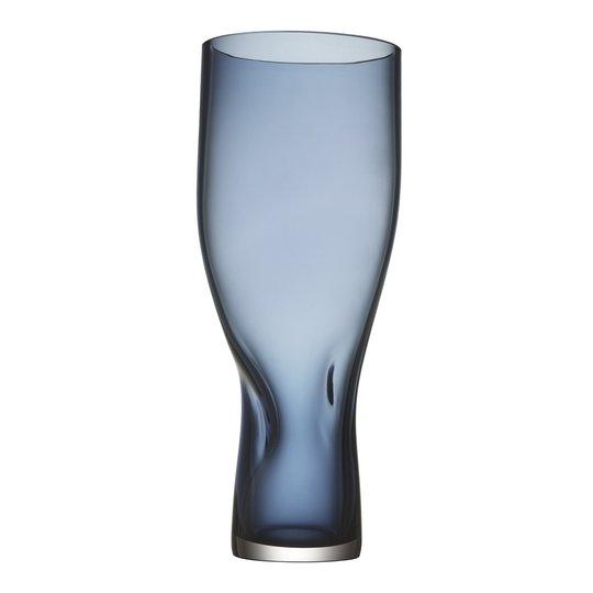 Orrefors - Squeeze Vas 34 cm Blå