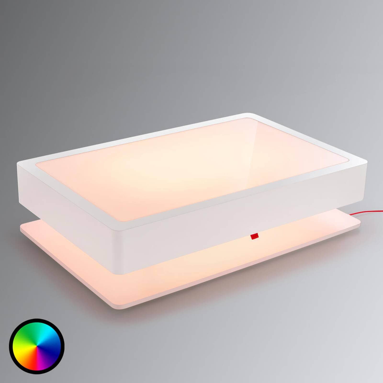 Ora Home LED Pro - lysende kaffebord