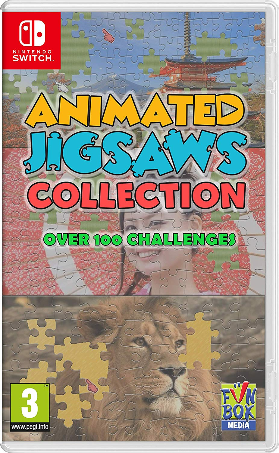 Animated Jigsaw Collection (Download Code)