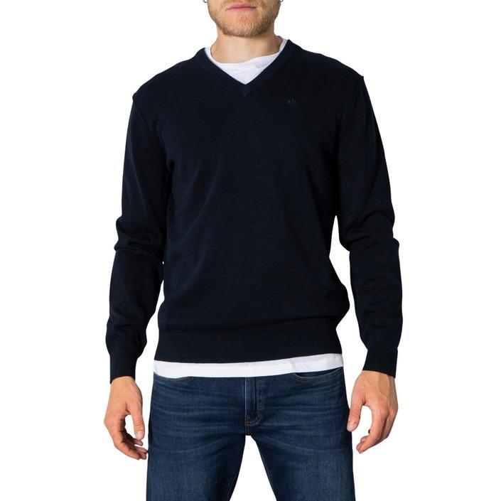 Armani Exchange Men's Sweater Blue 273279 - blue M