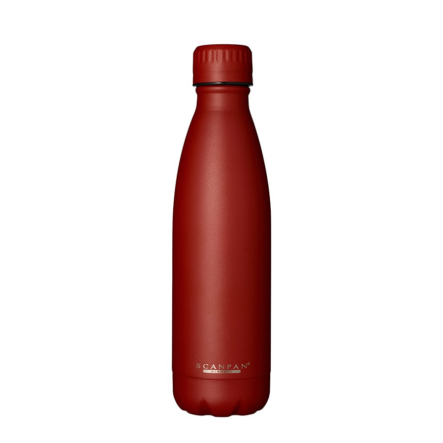500 Ml Termoflaske, Reynolde Red - To Go