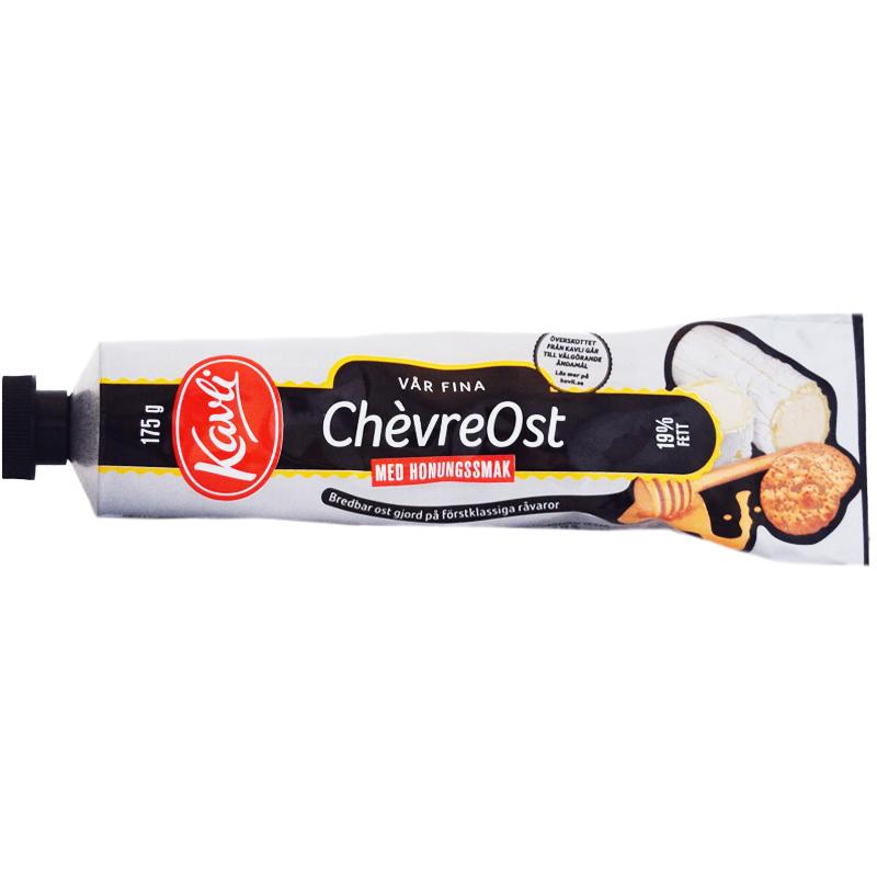 Chevreost Honung 175g - 83% rabatt