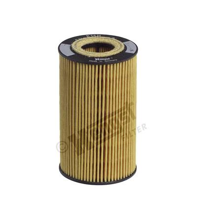 Öljynsuodatin HENGST FILTER E14H D77