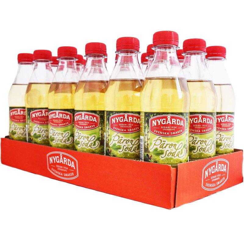 Hel Platta Päronsoda 18-pack - 25% rabatt