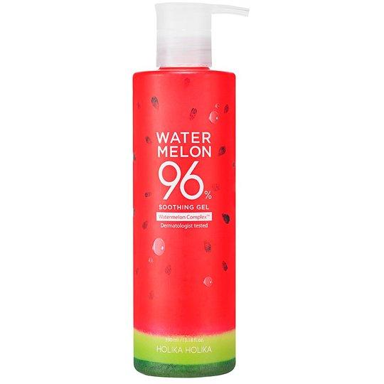 Watermelon Soothing Gel, 390 ml Holika Holika Kosteusvoiteet kasvoille
