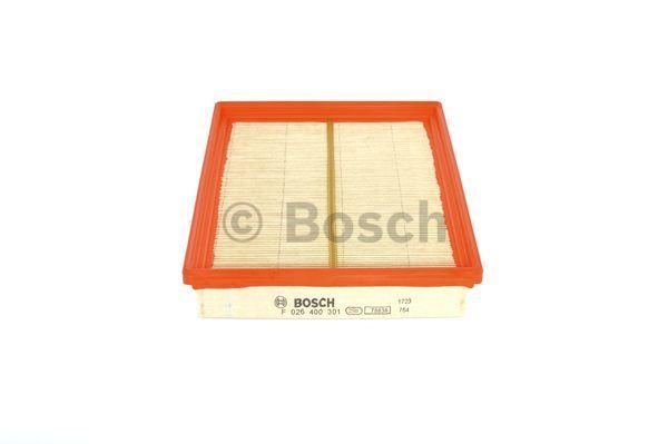 Ilmansuodatin BOSCH F 026 400 301