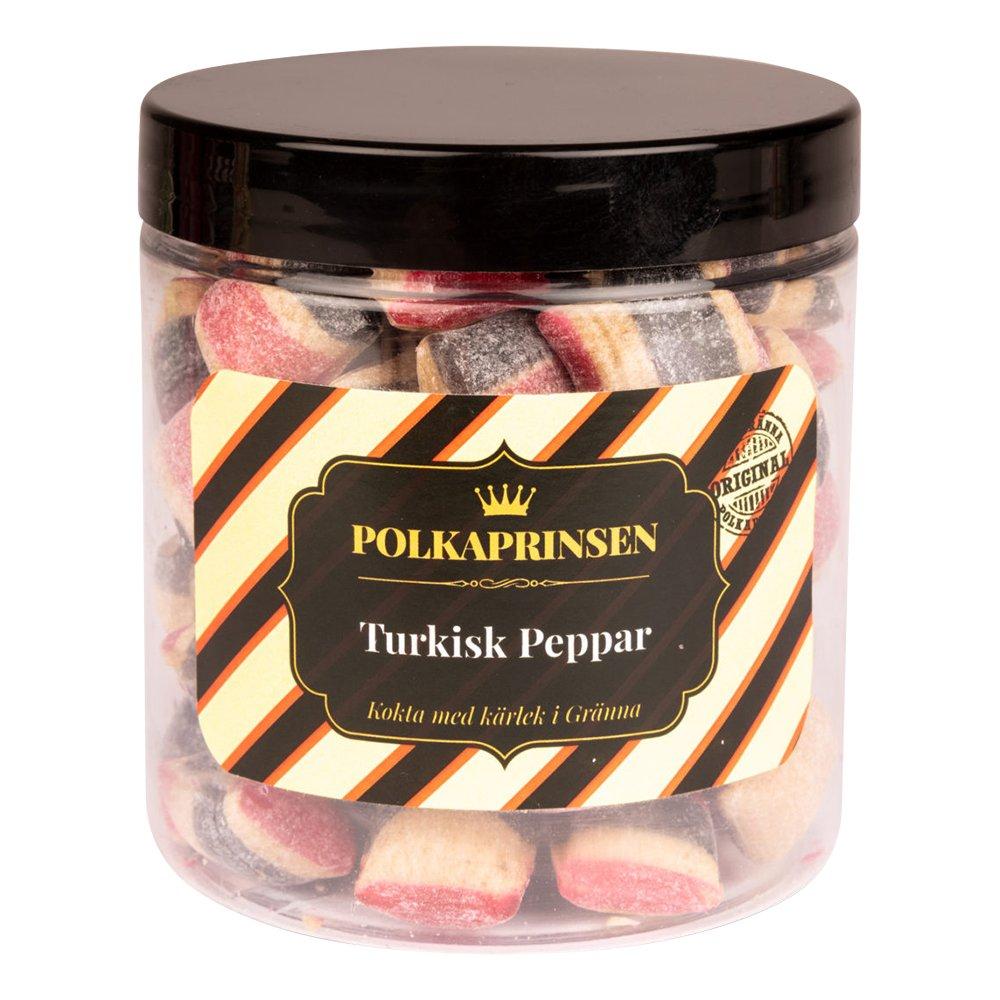 Polkaprinsen Turkisk Peppar