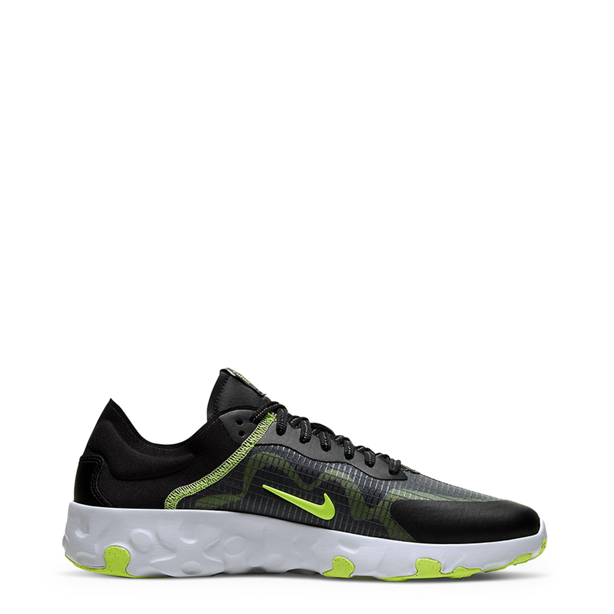 Nike Men's Renew Lucent Trainers Various Colours BQ4235 - black-1 US 6