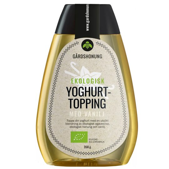 Eko Honung Yoghurt Topping - 27% rabatt