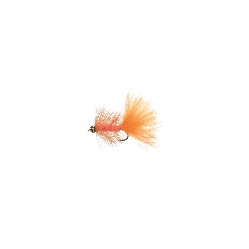 Dog Nobbler #8 Fluo Orange Kjøp 12 fluer få gratis flueboks