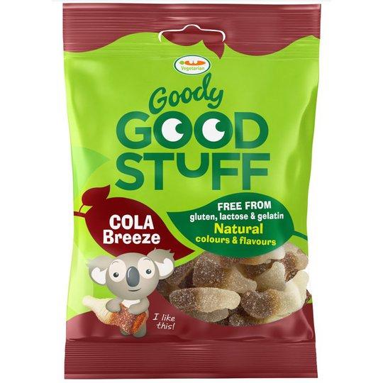 """Godis """"Cola Breeze"""" 100g - 63% rabatt"""
