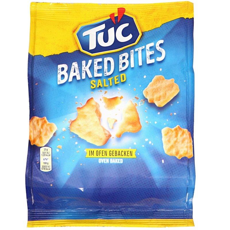 Tuc Baked Bites Salted - 32% rabatt