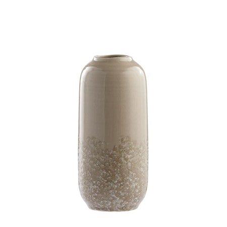 Vase Clary 30cm Beige