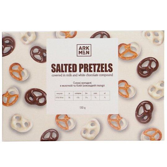 Chokladtäckta Pretzel - 46% rabatt