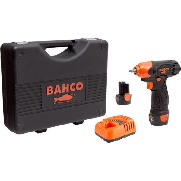 Bahco BCL31IW1K1 Muttertrekker med 2,0Ah-batterier og lader
