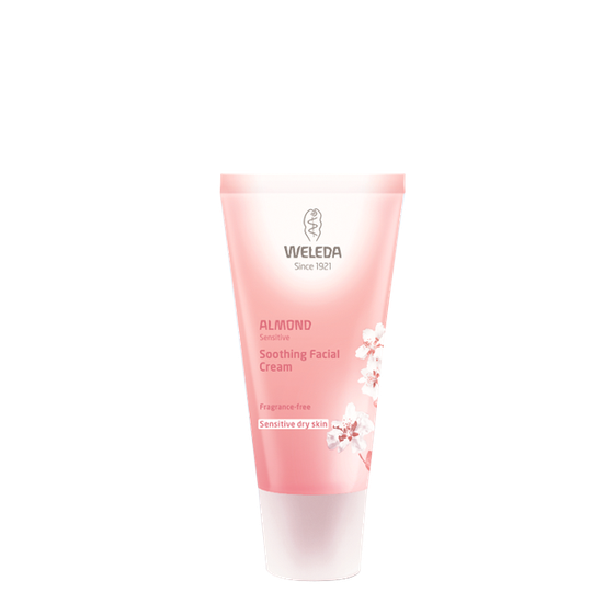 Almond Soothing Facial Cream, 30 ml