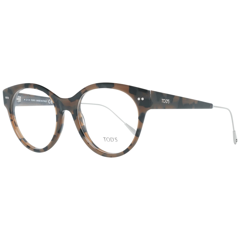 Tod's Women's Optical Frames Eyewear Brown TO5197 52055