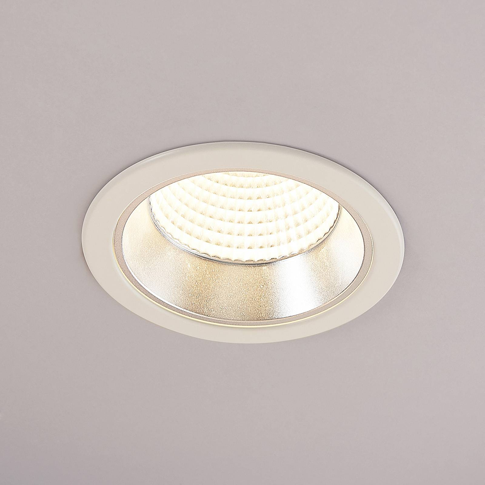 Arcchio Delano LED-kohdevalaisin, Ø 14,5 cm