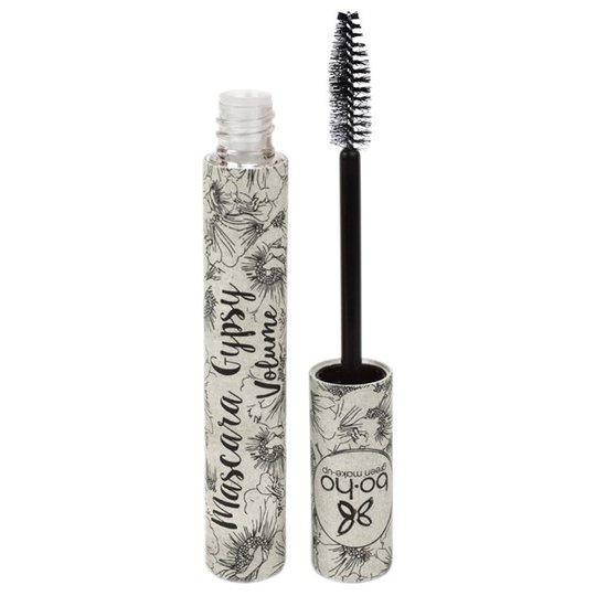 Boho Green Make-Up Mascara Gypsy Volume - Svart, 8 ml